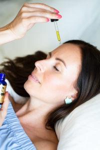 anti-aging face serum