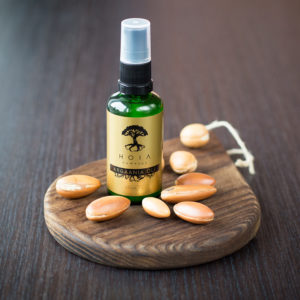 HOIA Organic Arghan Oil is a wonderful anti-aging tool