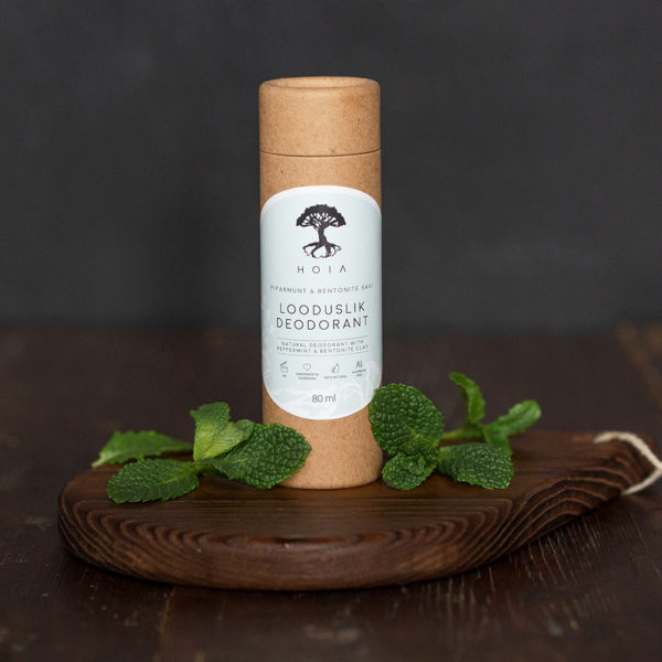 Looduslik deodorant piprmünt