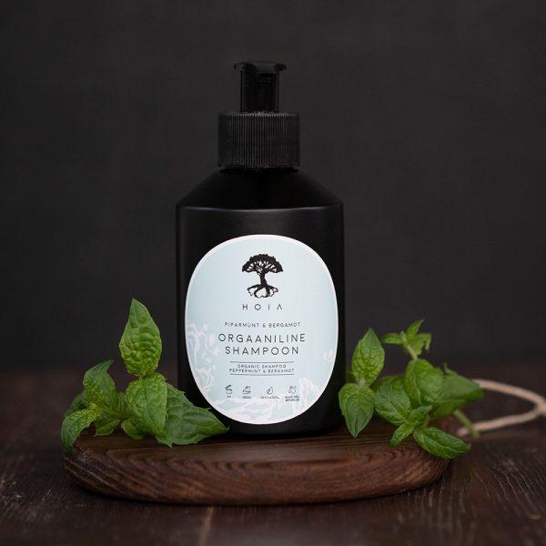 Orgaaniline Shampoon Piparmünt