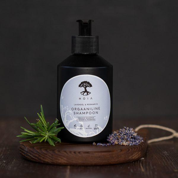 Orgaaniline Shampoon Lavendel & Rosmariin