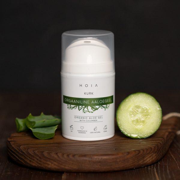 Organic Aloe Gel